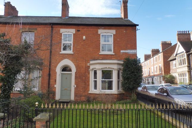 Thumbnail Property to rent in Gladstone Terrace, Grantham
