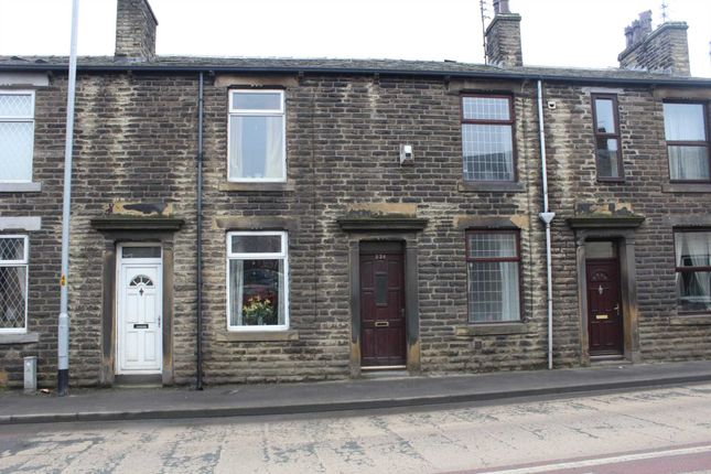 Thumbnail Terraced house for sale in Newhey Road, Newhey, Rochdale