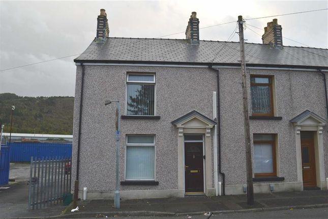 3 bedroom end terrace house for sale in Grandison Street, Swansea
