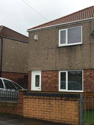 Thumbnail Semi-detached house to rent in Twelfth Avenue, Blyth