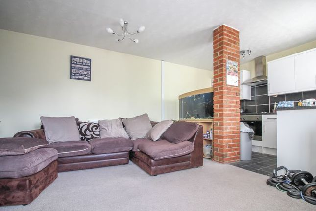 Thumbnail Terraced house for sale in Wiltshire Drive, Trowbridge