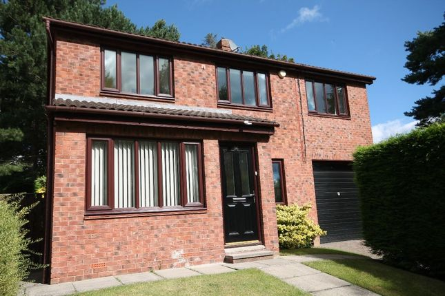 Thumbnail Detached house for sale in Dominies Close, Rowlands Gill