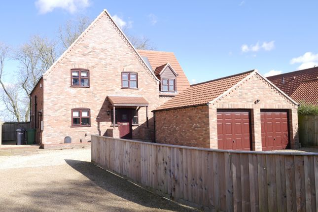 Thumbnail Detached house for sale in Chequers Lane, Downham Market