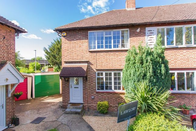 3 bed end terrace house for sale in Milkwell Gardens, Woodford Green