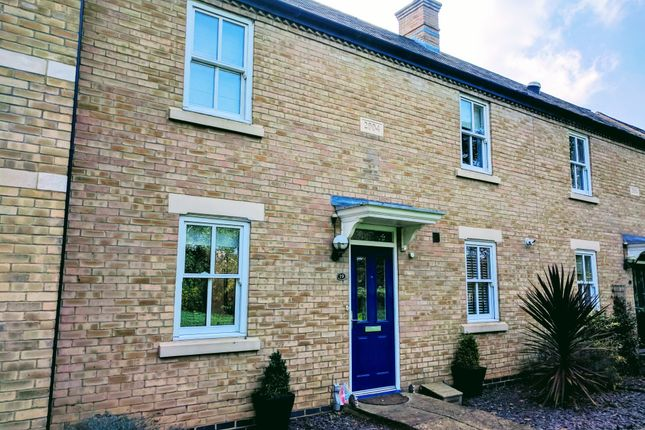 4 bed terraced house for sale in Palmerston Way, Fairfield, Hitchin