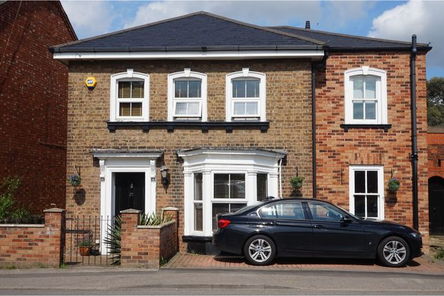 Thumbnail Detached house for sale in St. Thomas Road, Spalding