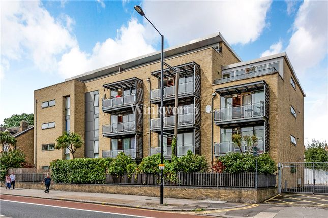 Thumbnail Flat for sale in Space Apartments, High Road, London