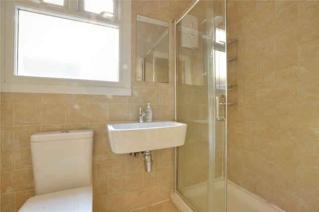 Shower Room of Halstow Road, Greenwich, London SE10