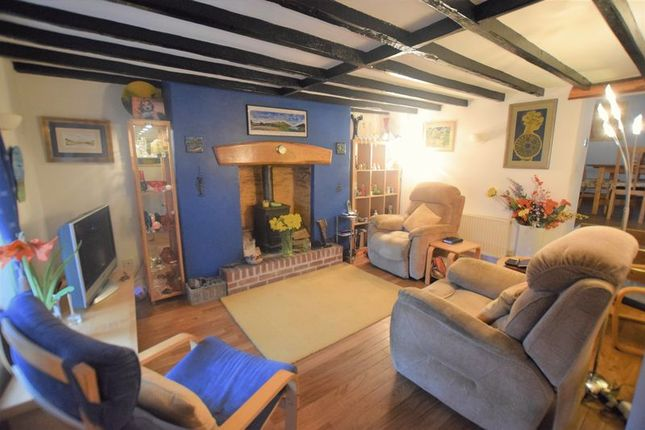 Thumbnail End terrace house for sale in The Quay, Calstock