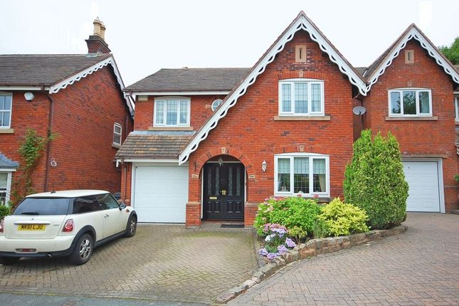 Thumbnail Detached house for sale in Orchard Rise, Hill Street, Hyde