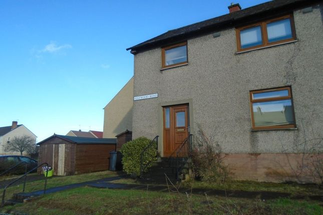 Thumbnail Semi-detached house to rent in Pinewood Road, Mayfield, Dalkeith