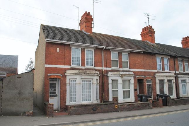 Thumbnail Terraced house for sale in Beaconsfield Terrace, Rushden