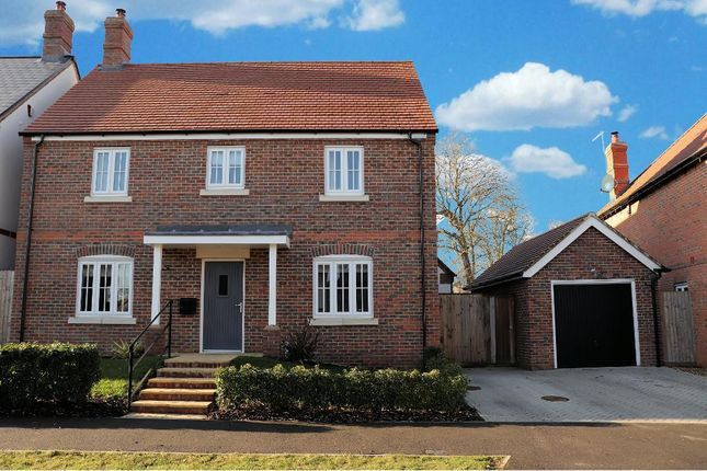 Thumbnail Detached house for sale in Dubery Close, Stone