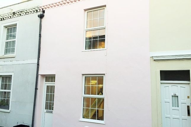 Thumbnail Terraced house to rent in Gensing Road, St Leonards-On-Sea, East Sussex.