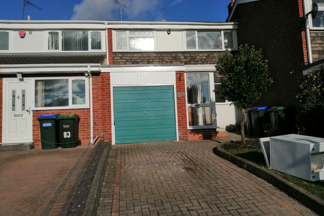 Thumbnail Semi-detached house to rent in Woodford Road, Great Barr, Birmingham