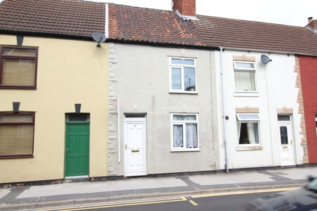 2 bed terraced house for sale in Potter Street, Worksop