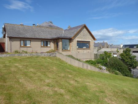 Thumbnail Detached bungalow for sale in Town Hall Lane, Lossiemouth