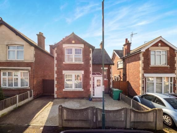 Thumbnail Detached house for sale in Bedford Grove, Highbury Vale, Nottingham, Nottinghamshire