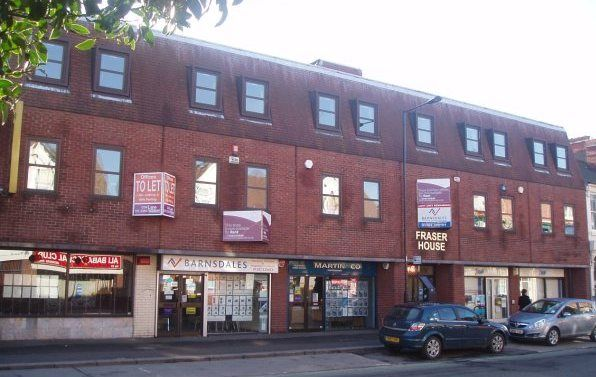 Thumbnail Office to let in Nether Hall Road, Doncaster