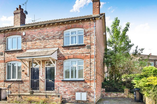 Thumbnail Semi-detached house to rent in Bollin Walk, Wilmslow