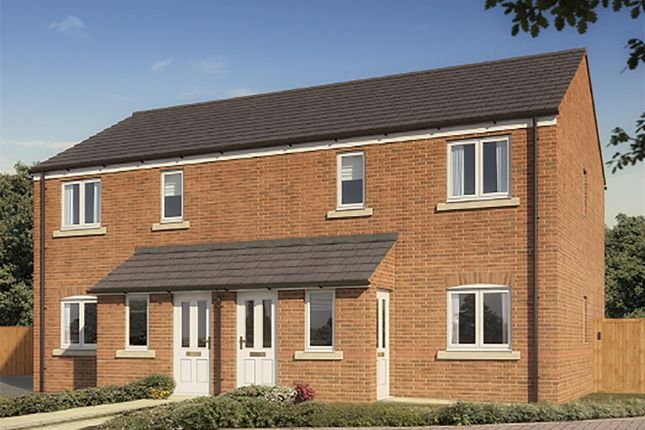 "Thumbnail Duplex for sale in ""The Beadnell"" at Green Lane, Hindley Green, Wigan"