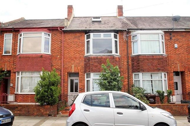 Thumbnail Terraced house to rent in Henley Road, Southsea