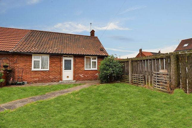 Thumbnail Semi-detached bungalow for sale in Bexhill Avenue, Hull