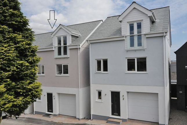 Thumbnail Detached house for sale in Elwell Road, Saltash