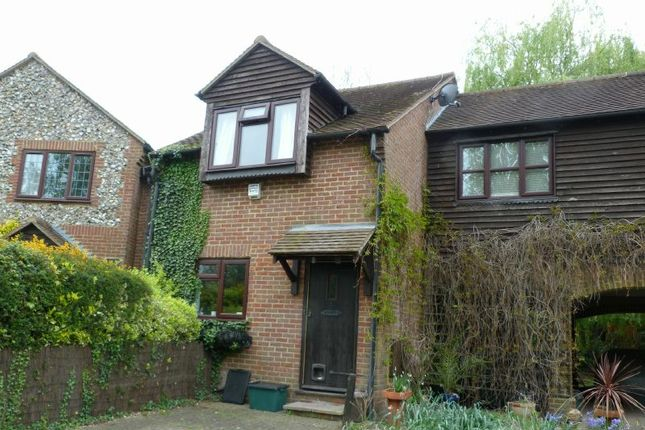 Thumbnail Terraced house for sale in Old Watery Lane, Wooburn Green, High Wycombe