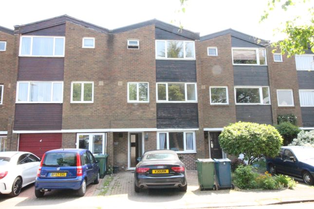 Thumbnail Terraced house to rent in Blackwell Close, Harrow Weald