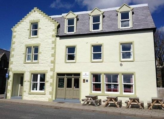 Thumbnail Hotel/guest house for sale in Main Street, Scalloway, Shetland, Shetland Islands
