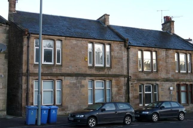 Thumbnail Flat to rent in High Station Road, Falkirk