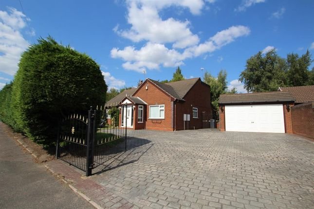 Thumbnail Bungalow for sale in Kingsbury Road, Minworth, Sutton Coldfield