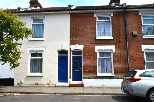 Thumbnail Terraced house to rent in Eton Road, Southsea