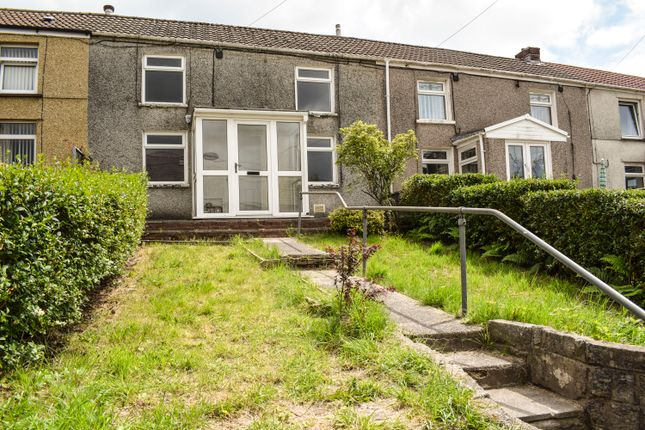 Thumbnail Terraced house to rent in High Street, Gilfach Goch, Porth