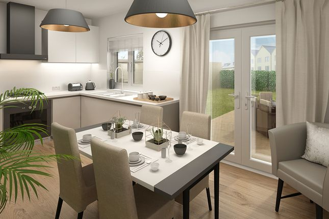 "Thumbnail Semi-detached house for sale in ""The Beech"" at Sowthistle Drive, Hardwicke, Gloucester"