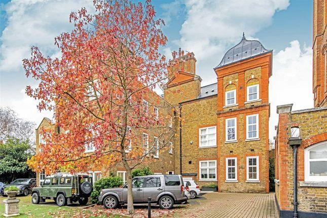 Thumbnail Terraced house to rent in Bridge Lane, London