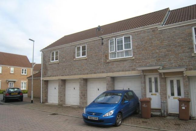 Thumbnail Flat to rent in Barlow Gardens, Beacon Park, Plymouth, Devon