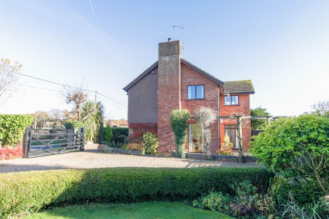 Thumbnail Detached house for sale in Braishfield, Romsey, Hampshire