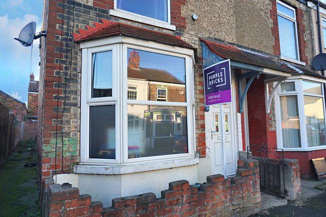 3 bed terraced house for sale in Selkirk Street, Hull HU5