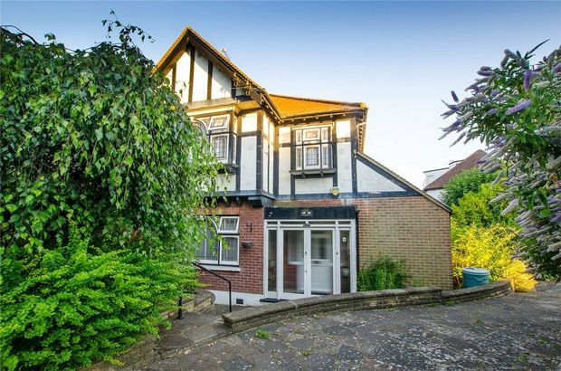 Thumbnail Semi-detached house for sale in East End Road, East Finchley