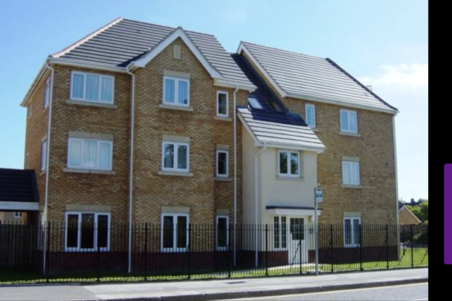 Thumbnail Flat for sale in Morgan Close, Luton