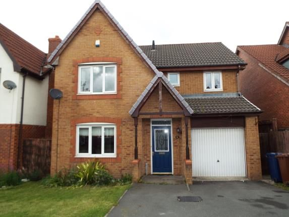 Thumbnail Detached house for sale in Bluebell Way, Bamber Bridge, Preston