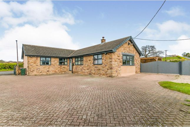Thumbnail Detached bungalow for sale in Nether Haugh, Rotherham