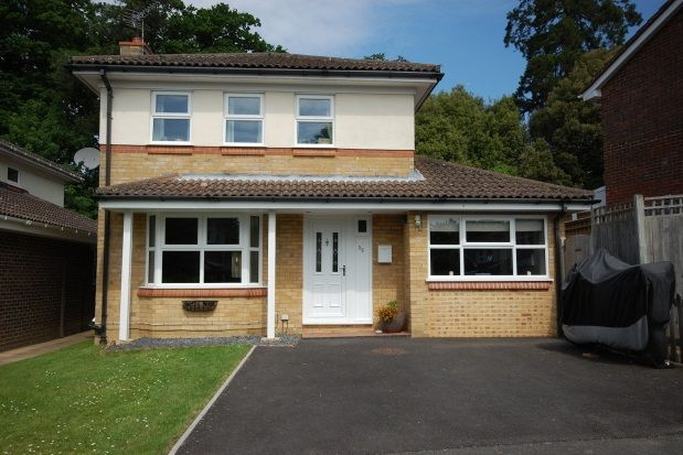 Thumbnail Detached house to rent in Downland Copse, Uckfield