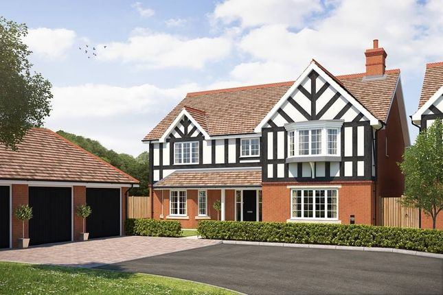 "Thumbnail Detached house for sale in ""Elm House"" at Kendal End Road, Barnt Green, Birmingham"