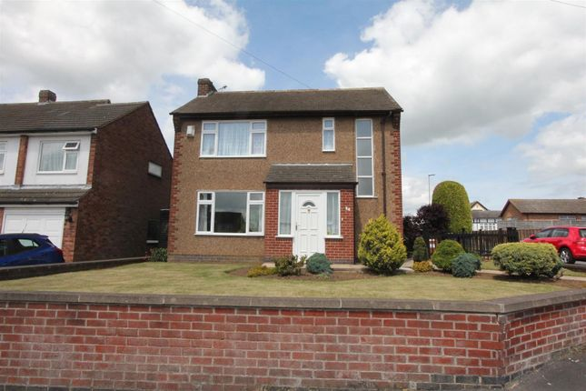 4 bed detached house for sale in Forresters Road, Burbage, Hinckley