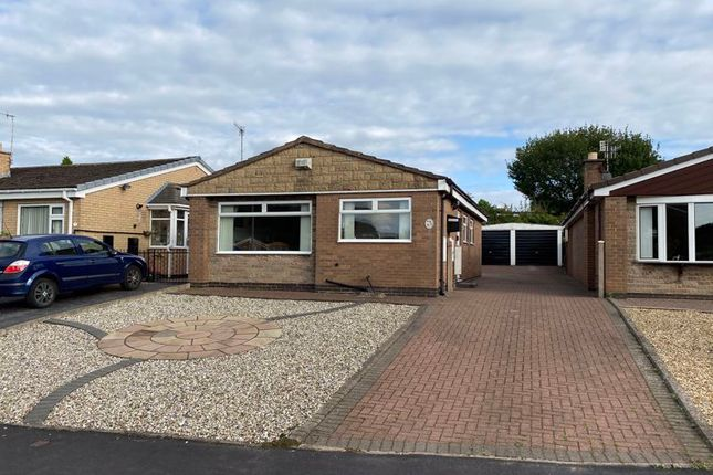 Thumbnail Detached bungalow for sale in Terson Way, Parkhall, Stoke-On-Trent, Staffordshire