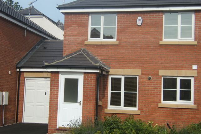 Thumbnail Property to rent in Nursery Mews, Morpeth