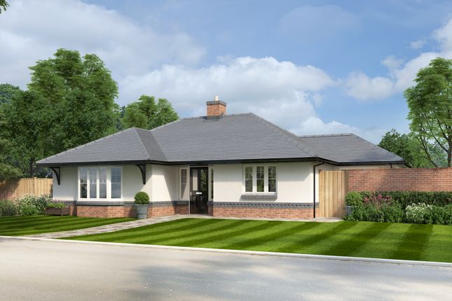 Thumbnail Detached bungalow for sale in Ledbury Road, Ross-On-Wye, Herefordshire